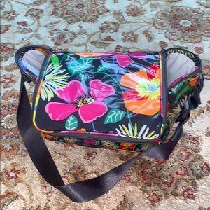 Vera Bradley cooler bag.